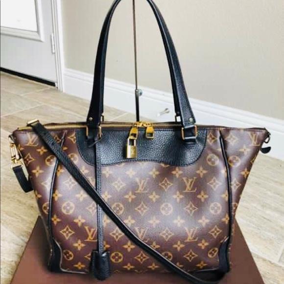 Louis Vuitton Bags Estrela Mm Monogram Noir Poshmark